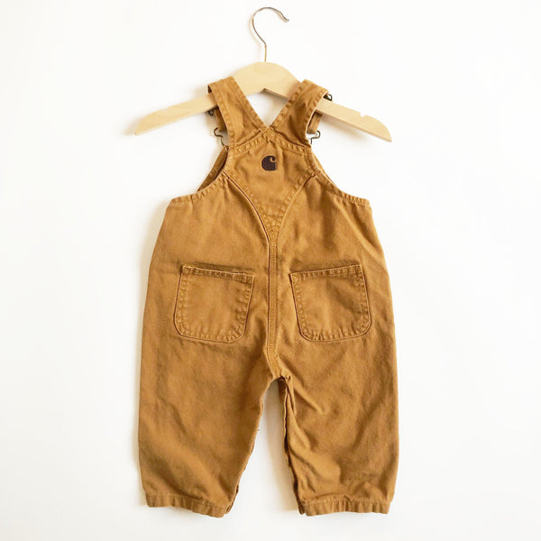 Carhartt Vintage Overalls size 6-12 months