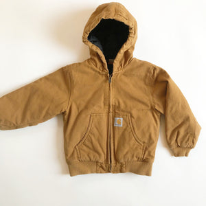 Carhartt Vintage Hooded Jacket size 4-5