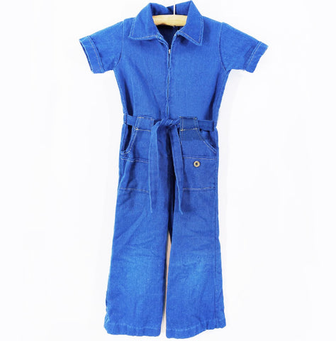 The Perfect Vintage Overalls size 4-5