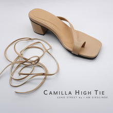 Load image into Gallery viewer, CAMILLA HIGH TIE