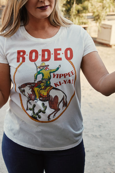 RODEO Yippy Ki Yay Tee