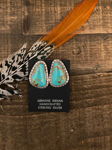 The Sydney Studs || Turquoise