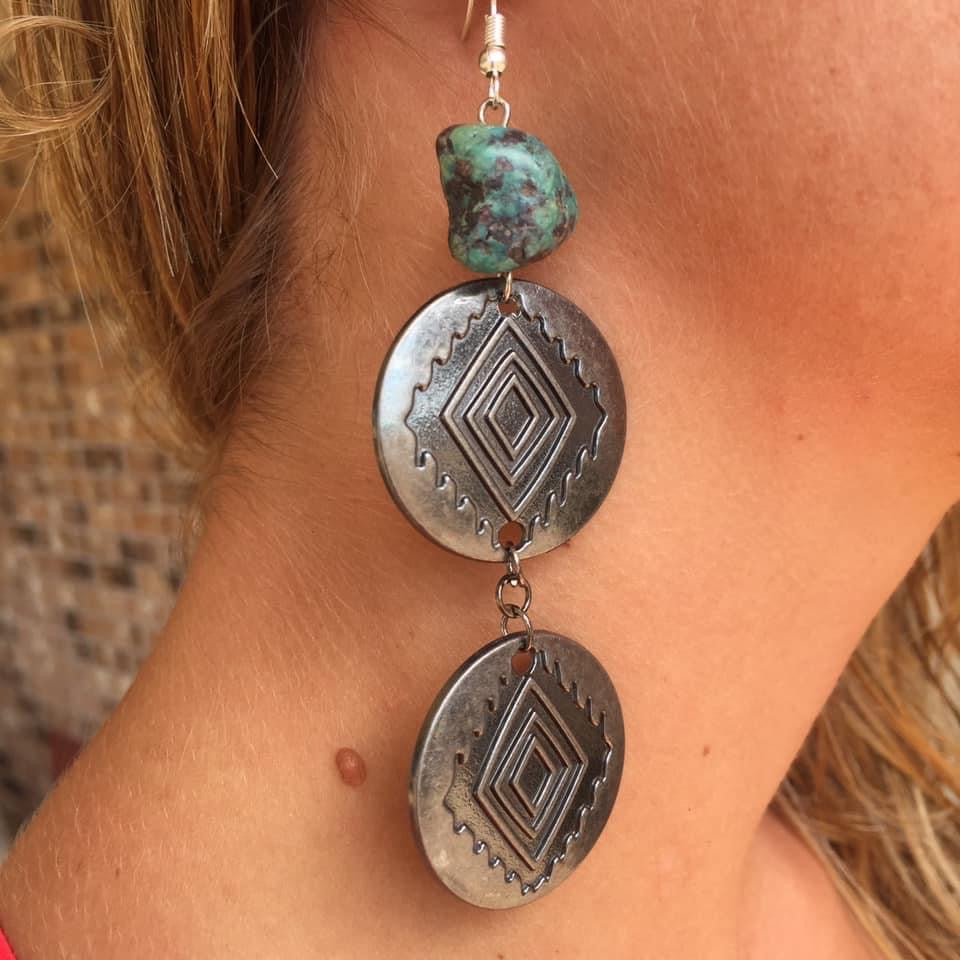 || $5 Scavenger Hunt|| Jackpot Earrings