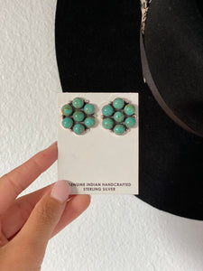 The Marisa Clusters || Turquoise