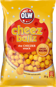 Cheez Ballz 160g