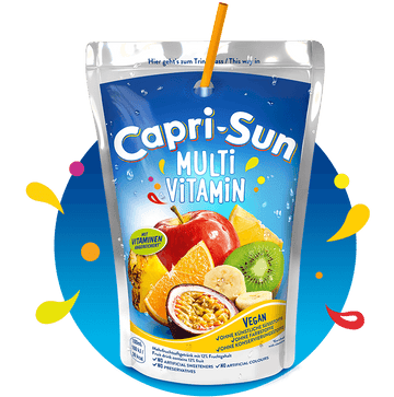 Capri Sun Multivitamin 200ml