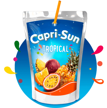 Capri Sun Tropical 200ml
