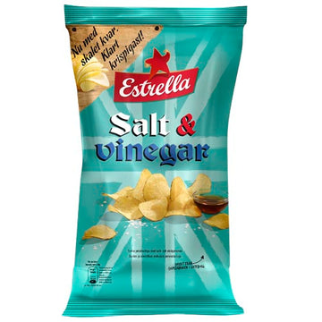 Salt & Vinegar 175g
