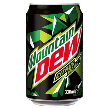 Mountain Dew 33cl