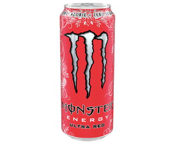 Monster Energy Ultra Red  50cl