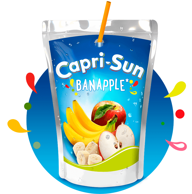 Capri Sun Banapple 200ml