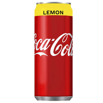 Coca Cola Lemon 33cl