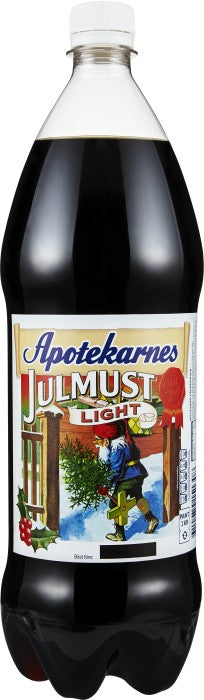 Apotekarnes Julmust Light 1,4L