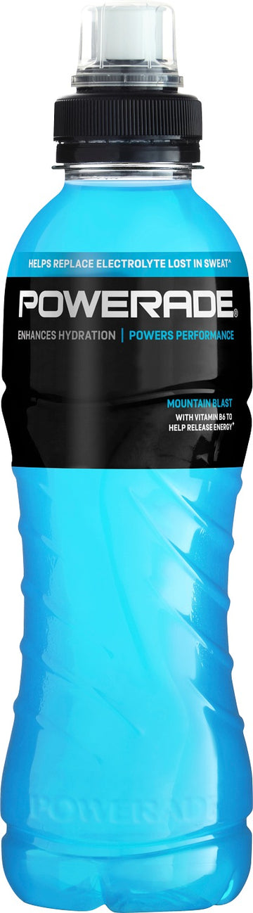 Powerade Mountain Blast 50cl