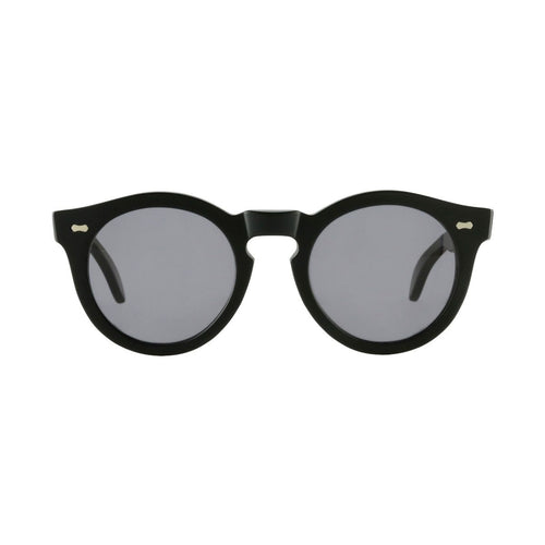 The Bespoke Dudes Eyewear Blazer Black / Gradient Grey