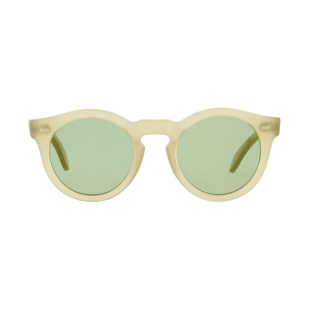 The Bespoke Dudes Eyewear Blazer Grey / Bottle Green