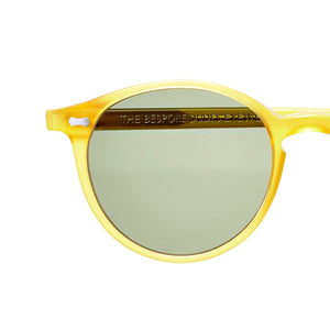 The Bespoke Dudes Eyewear Cran Honey / Bottle Green