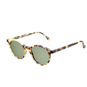 The Bespoke Dudes Eyewear Cran Matte Light Tortoise / Bottle Green