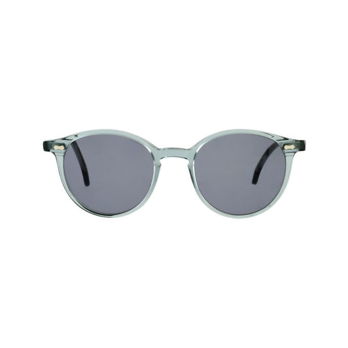 The Bespoke Dudes Eyewear Cran Teal / Gradient Grey
