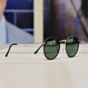 The Bespoke Dudes Eyewear Crossbreed // Bottle Green
