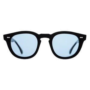 The Bespoke Dudes Eyewear Donegal Black / Blue