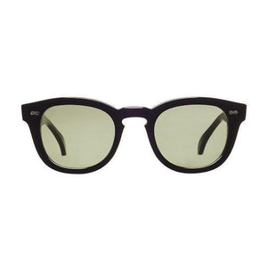 The Bespoke Dudes Eyewear Donegal Black / Bottle Green