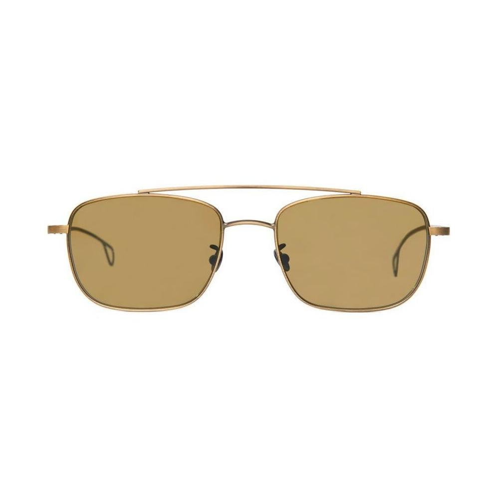 The Bespoke Dudes Eyewear Gabardine Brass / Tobacco