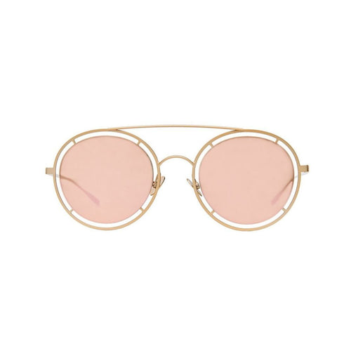 The Bespoke Dudes Eyewear Riviera Bronze / Rose