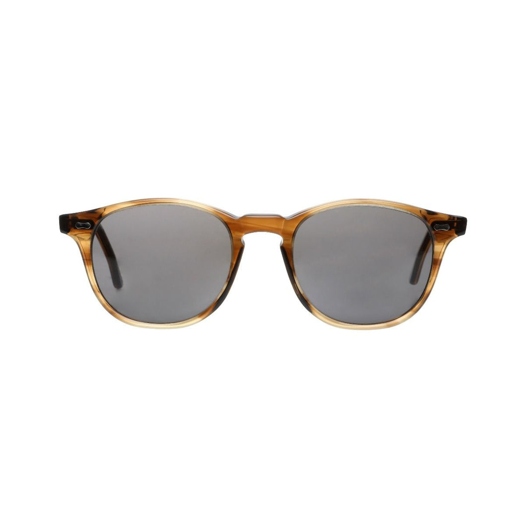 The Bespoke Dudes Eyewear Shetland Earth Bio / Gradient Grey