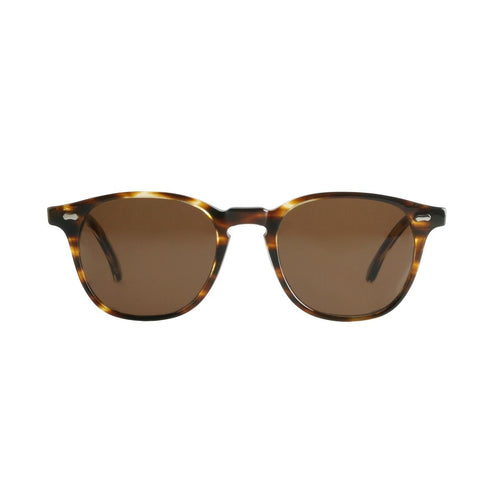The Bespoke Dudes Eyewear Shetland Light Havana // Tobacco