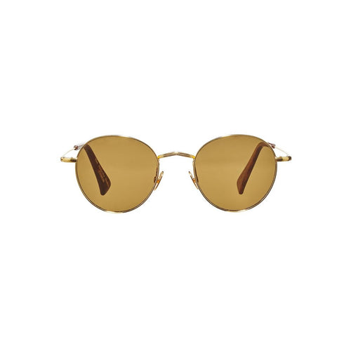 The Bespoke Dudes Eyewear Vicuna Gold / Tobacco