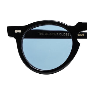 The Bespoke Dudes Eyewear Welt Black / Blue