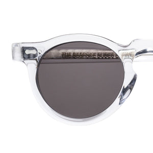 The Bespoke Dudes Eyewear Welt Transparent / Gradient Grey