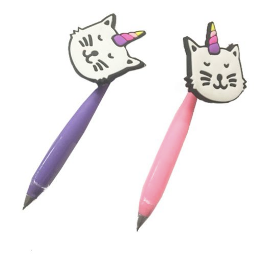 Purple Cat Pen