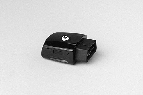 Plug In GPS Tracker with Logo