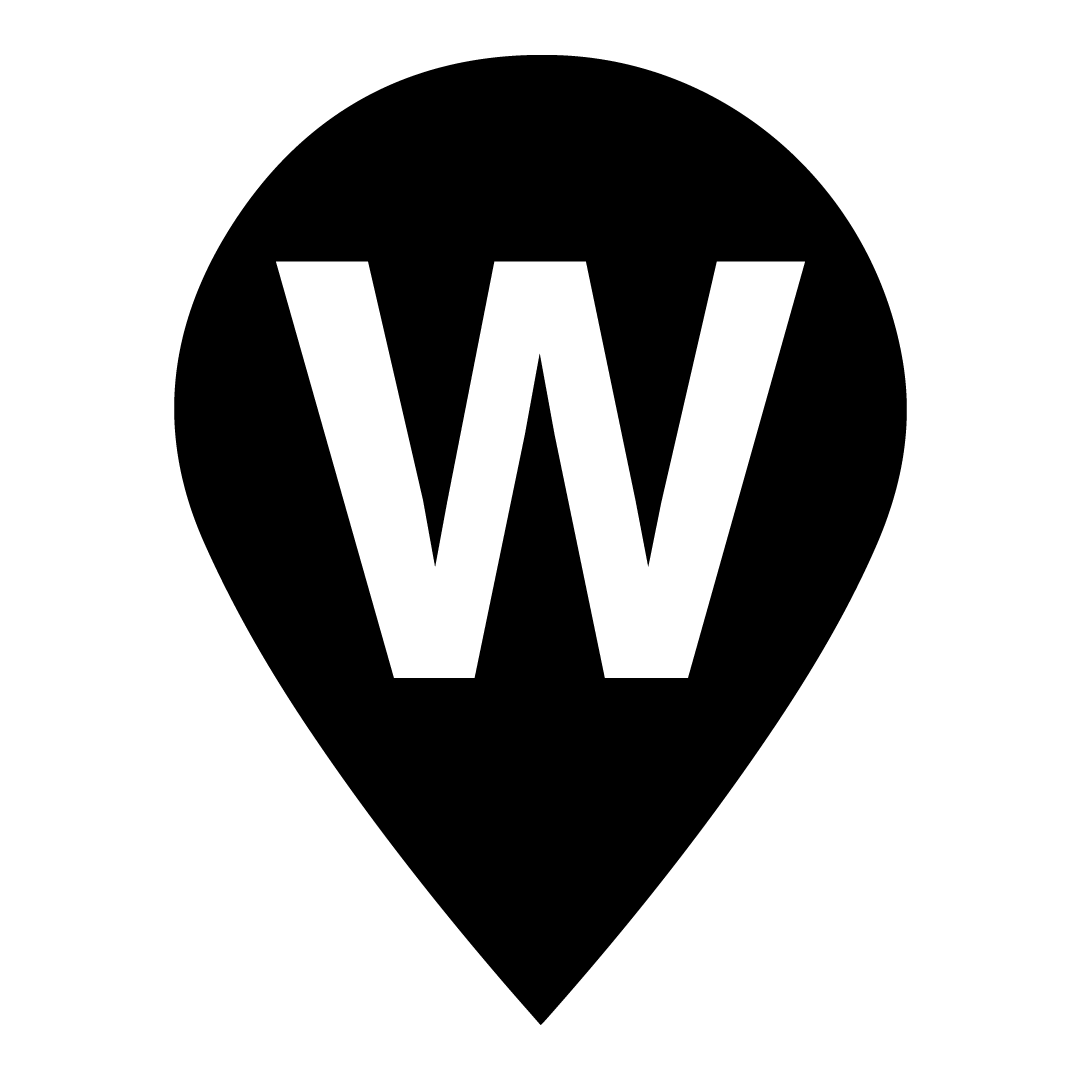 WhereSafe Icon Black