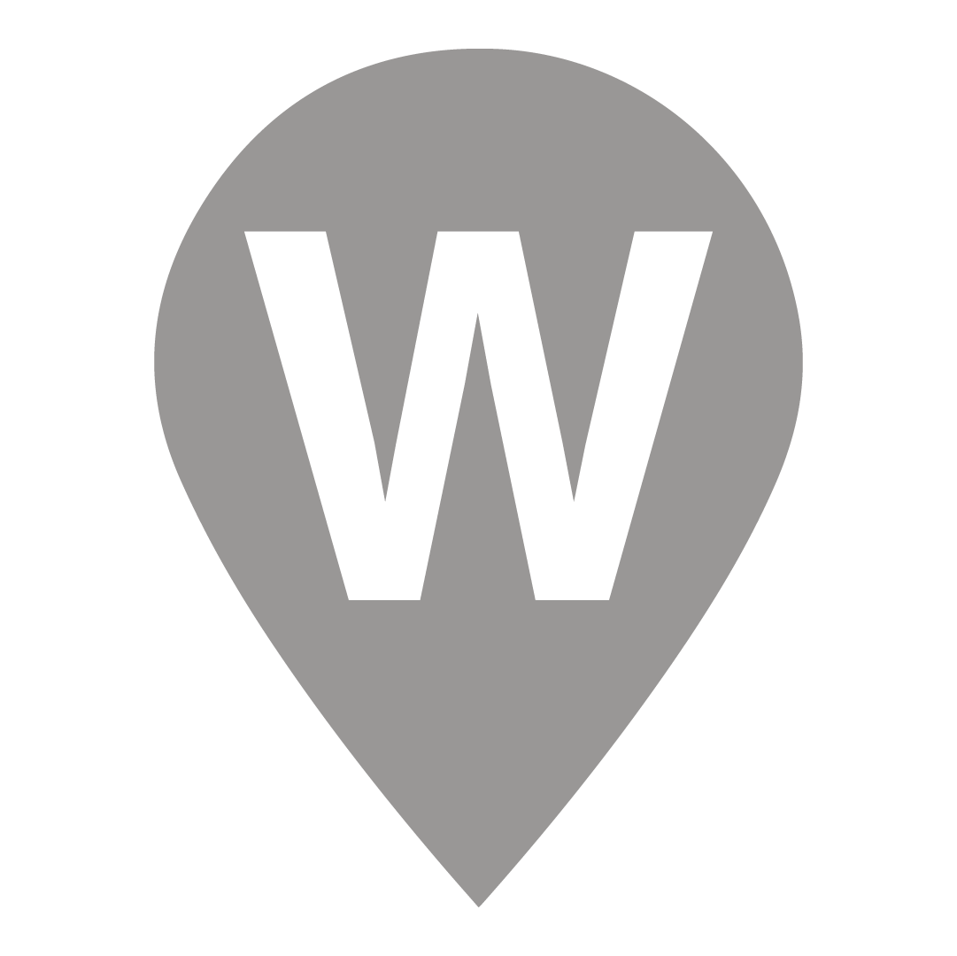 WhereSafe Icon Grey