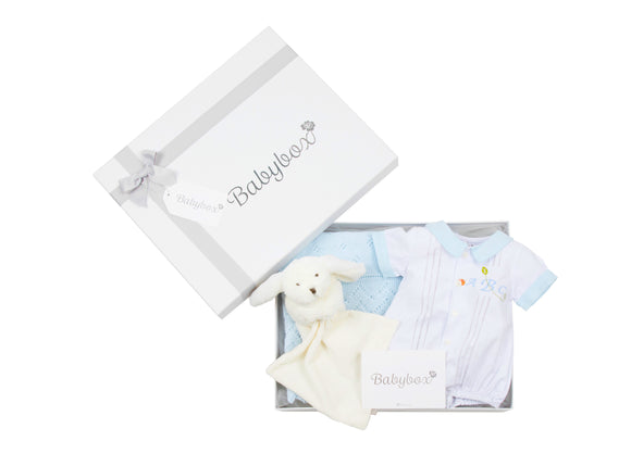 Congratulations Gift Box - Baby Boy