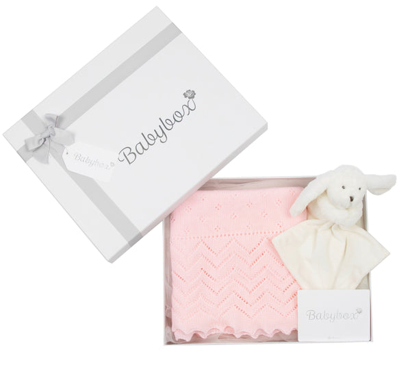 Hello Baby Gift Box Girl