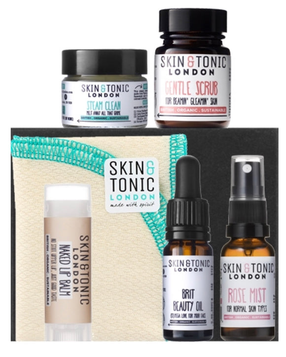 Skin and Tonic Gift Set - SOLD OUT