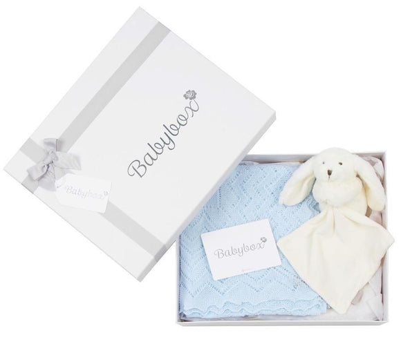 Hello Baby Gift Box - Boy