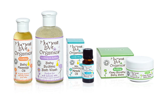 Soothe & Settle - Organic Baby Set SOLD OUT