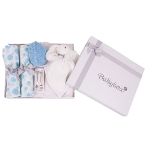 Welcome Baby Gift Box - Boy
