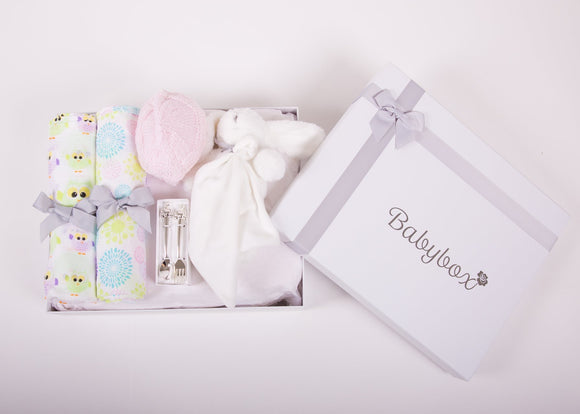 Welcome Baby Gift Box - Girl