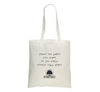 Treat the Earth with Heart - Tote Bag
