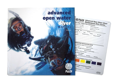 PADI Advanced Open Water Crew Pack