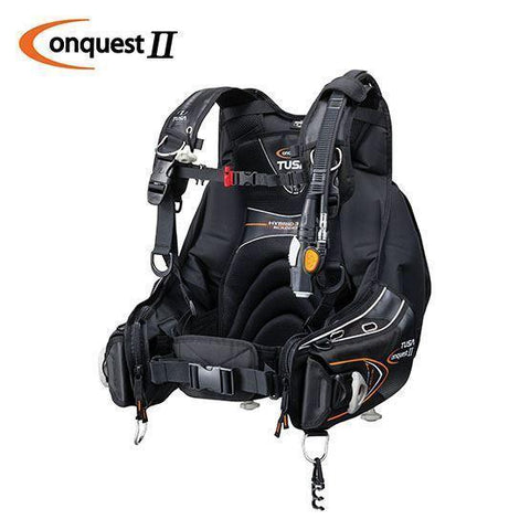 TUSA Conquest II BCD-TUSA-Dykkeroplevelser