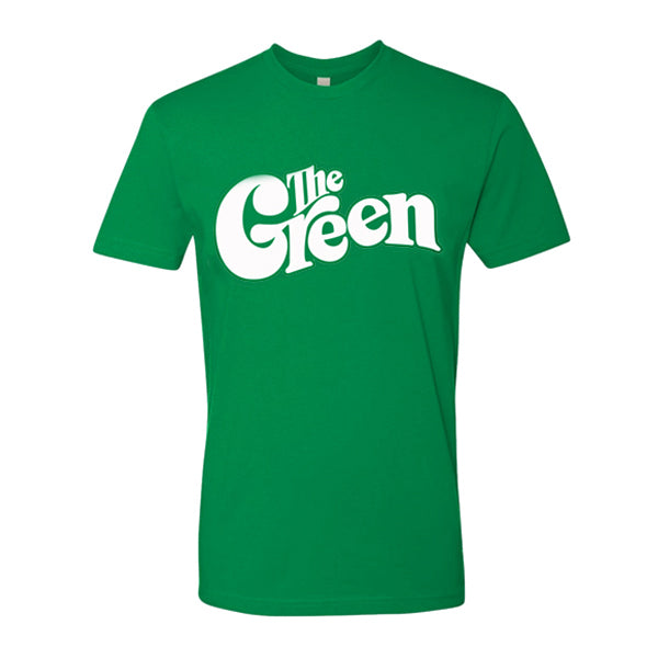 The Green Logo Tee