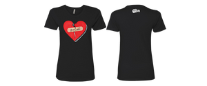 Women's Foolish Heart Tee