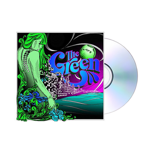 The Green Self Titled CD